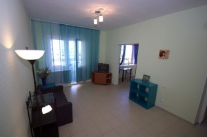 1 комнатная квартира-студия ул. Родионова д.45